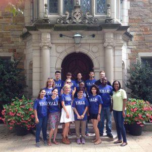 UBC-Yale Fox Fellow