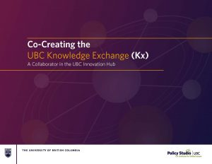 Co-Creating the UBC Knowledge Exchange Report