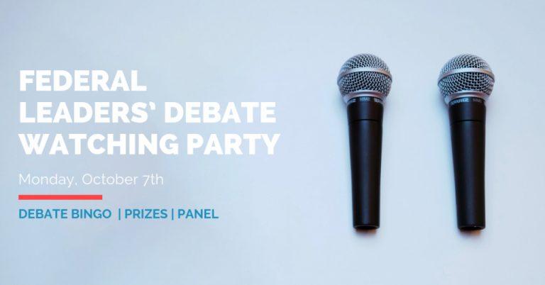 Debate Watching