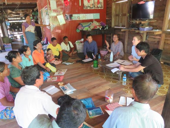 Amelia Duggan -Rakhine State