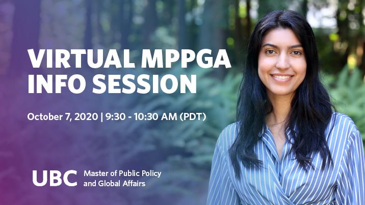 MPPGA Info Session - Oct. 7
