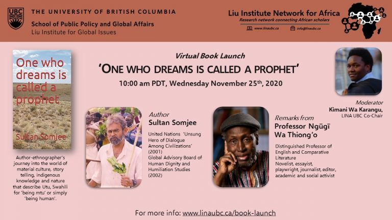 LINA: One Who Dreams is Called Prophet