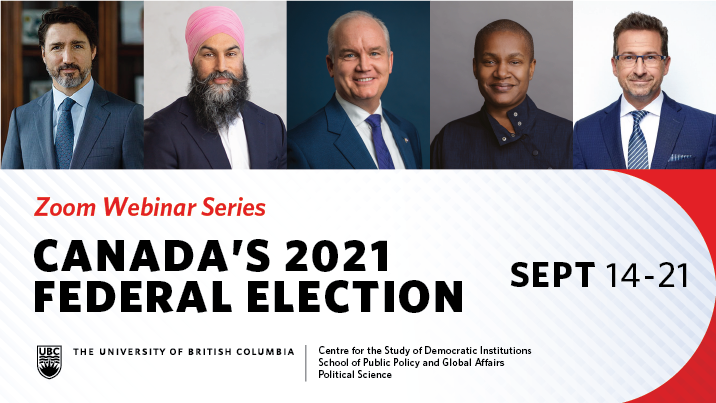 Canadian Federal Election Web Series